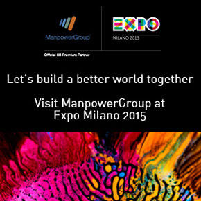 Visit the ManpowerGroup Expo Milan Site