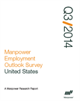 3Q14 Manpower Employment Outlook Survey